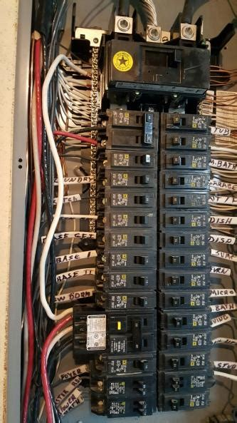 Spa Sub Panel Wiring Connections Doityourself