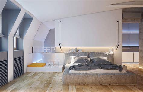 attic bedroom design  masculine mens retreat roohome
