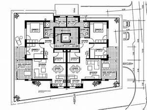 Mehrfamilienhaus Grundriss Modern : grundriss mehrfamilienhaus architektur ~ Eleganceandgraceweddings.com Haus und Dekorationen