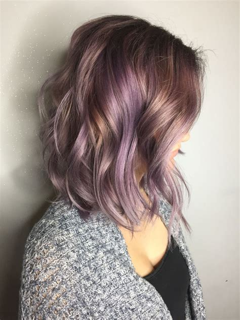 Smokey Lavender Hair Color Magical Hair Colors Hair