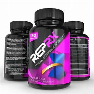 Reprx Female Thermogenic Fat Burner Weight Loss Diet Pills For Women