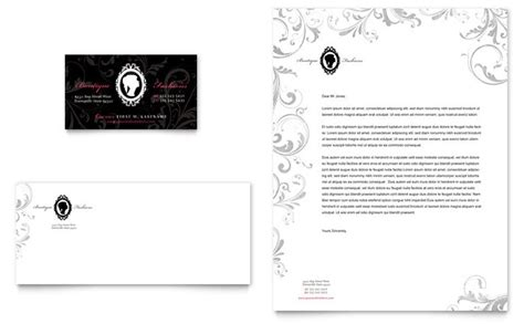 formal fashions jewelry boutique business card