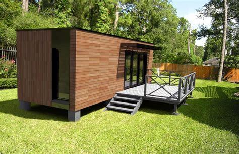 bureau en kit bureau de jardin en kit module bois ind pendant pour