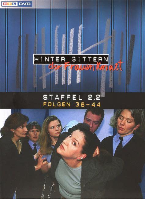 Hinter Gittern  Der Frauenknast  Staffel 2 Dvd Oder Blu