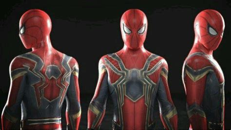 "Amazing Spiderman 2 ""spider Man Homecoming Iron Spider"
