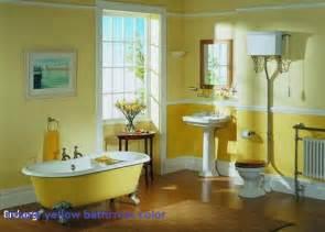 Yellow Walls Kitchen