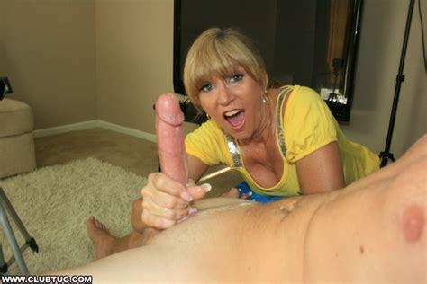 mrs sexton milks a gigantic prick