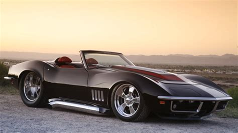 1969 Corvette Stingray Wallpaper