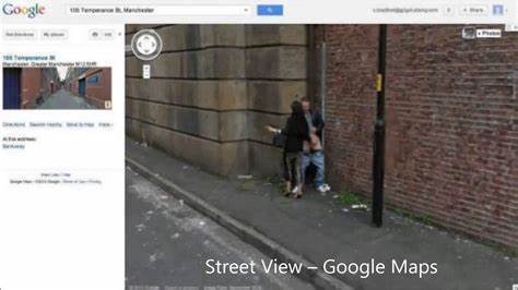 Sweet Finds On Google Earth