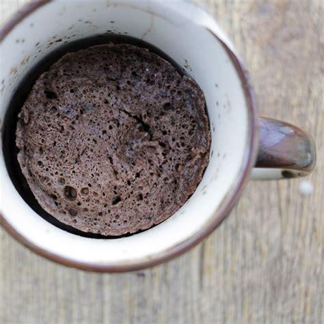 how to make mug cake how to make microwave chocolate mug cake paleo grubs
