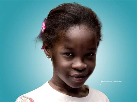 Hairstyles For Small Black Girls
