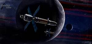 Beyond: SFI artist imagines NASA's next great voyage ...