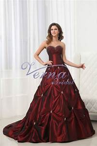 nna1004 aliexpress strapless beautiful red wedding dresses With red wedding dresses for sale