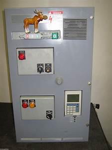 Square D Mod 6 Altivar 66 Atv66u54n4 Motor Control Center