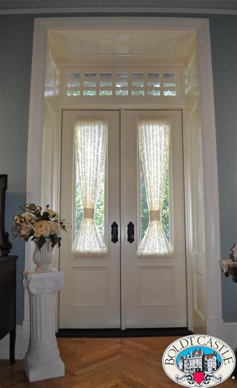 exterior glass panel double door  custom  lite