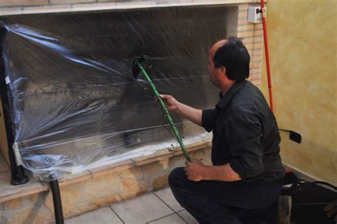 pulire camino pulizia canna fumaria spazzacamino abruzzo