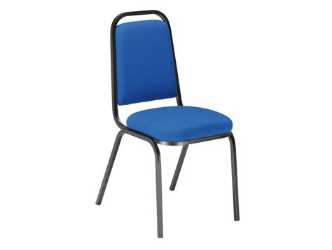 trexus banqueting chair upholstered stackable
