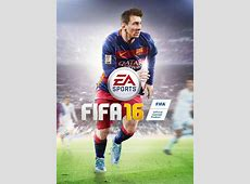 FIFA 16 Cover All the Official FIFA 16 Covers