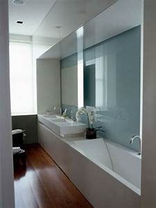 Sol Bois Salle De Bain : id e d coration salle de bain revetement de sol en bois ~ Premium-room.com Idées de Décoration