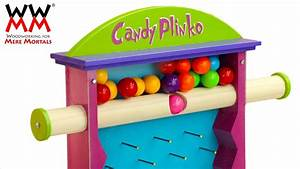 How to make candy even more fun? Candy Plinko! - YouTube