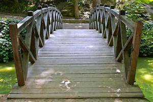 How Do You Build A Footbridge Plans DIY Free Download