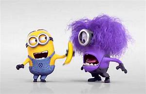The gallery for --> Purple Minion Names