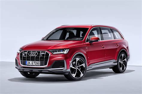 Audi Q7 2020 Update by 2020 Audi Q7 Revealed Price Spec And Release Date What