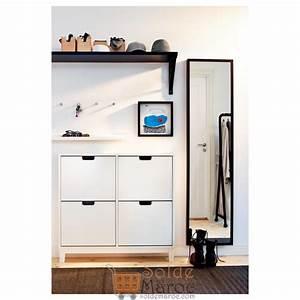 Casier A Chaussure : casier a chaussure ikea meuble a chaussure industriel ~ Nature-et-papiers.com Idées de Décoration
