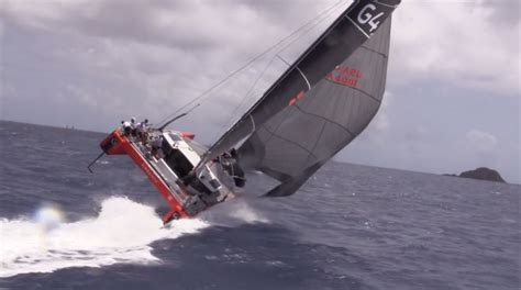Gunboat G4 Catamaran Capsize by Catamarans Sailjuice We Ll Get You Sailing Faster