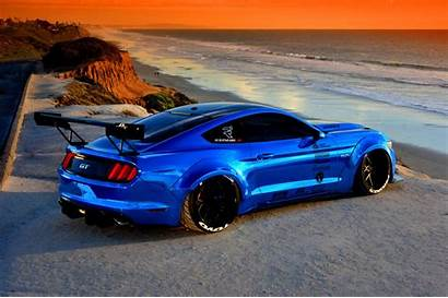 Mustang Ford Tuning S550 Performance Stage Chrome