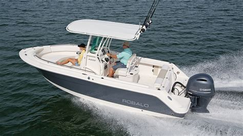 Robalo Boat Dealers In Ma by Review Robalo 222 Cc New Boating Fishing