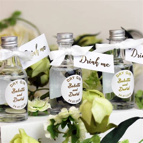 unusual wedding favours  quirky ideas hitchedcouk