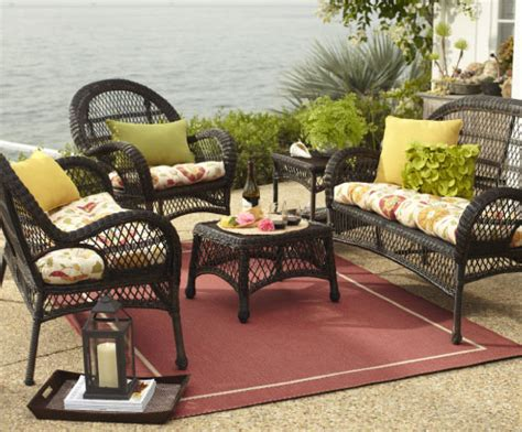 santa barbara collection outdoor furniture pier 1 imports