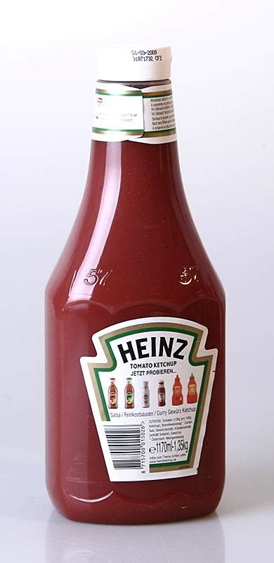 STAY SPICED ! | Heinz Tomato Ketchup, 875 ml PE-FLASCHE ...