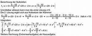 Funktionsscharen Berechnen : 1415 unterricht mathematik 11ma5g integralrechnung ~ Themetempest.com Abrechnung