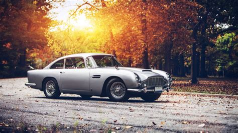Aston Martin Db5, Car, James Bond, Bond Cars Wallpapers Hd