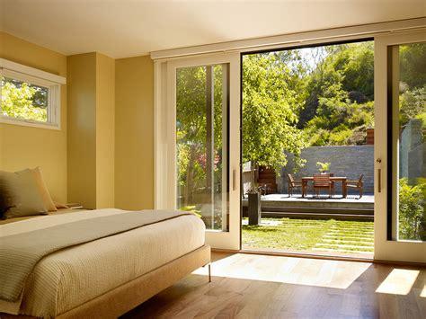Bedroom Sliding Door Ideas by Patio Door Ideas Deck Tropical With Bedroom Ceiling Fan