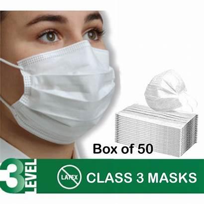 Face Surgical Class Masks N95 Views