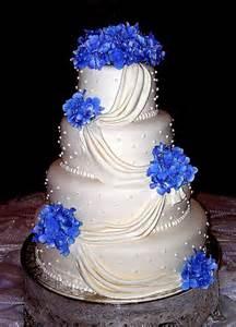 wedding cake design ideas blue wedding cake ideas stylish