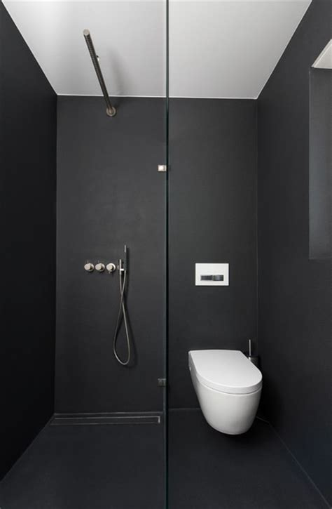 Kleines Bad Houzz by Fugenlose B 228 Der Contemporary Bathroom Stuttgart By