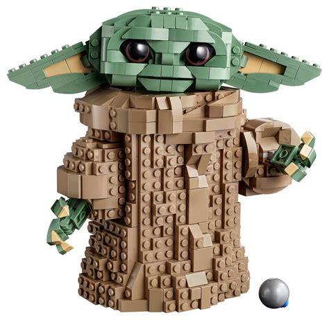 LEGO Star Wars 75138 The Mandalorian Baby Yoda Set is Live