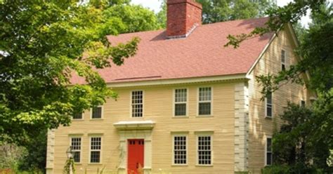 colonial home georgian colonial house paint colors ehow uk