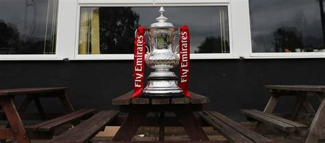 Draw made for The Emirates FA Cup First Round Qualifying