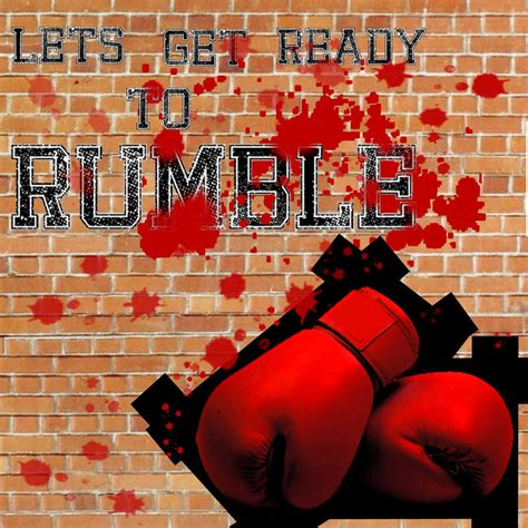 LyndaLarch 10538: Let's Get Ready to Rumble!