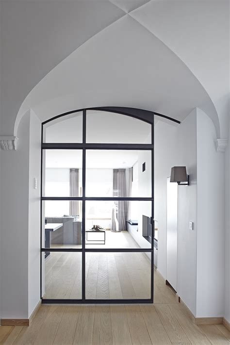 porte interieur design pour espaces de vie contemporains