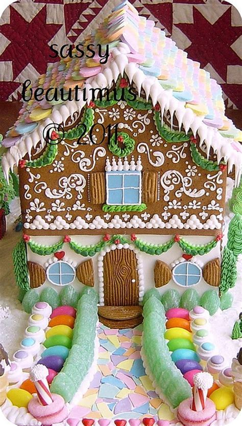 gingerbread house decorations best 25 gingerbread decorations ideas on