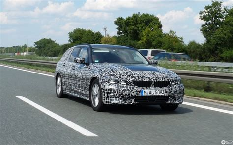2020 Bmw G20 by Bmw 3 Series G20 Touring 2019 19 August 2018 Autogespot