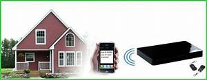 New Quad Band Android  Ios App Security Gsm Burglar Home