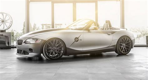 Carlex Really Went To Town On This V8powered Bmw Z4