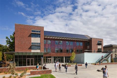 Willamette University Ford Hall Hennebery Eddy Architects